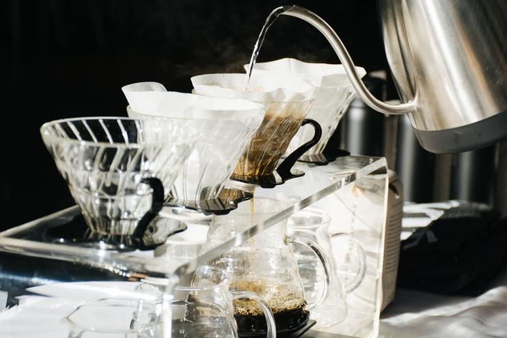 Coffee Con V60
