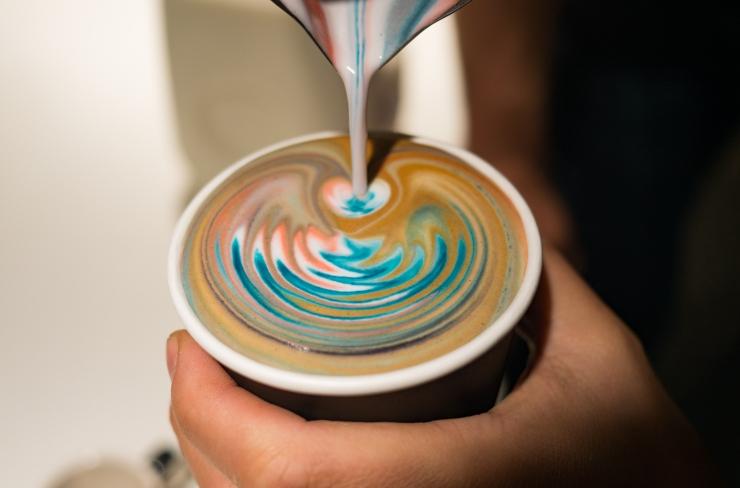 Pride Latte