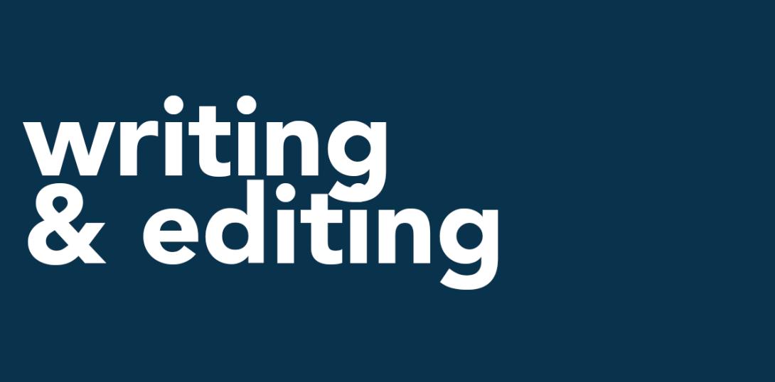 writing&editing